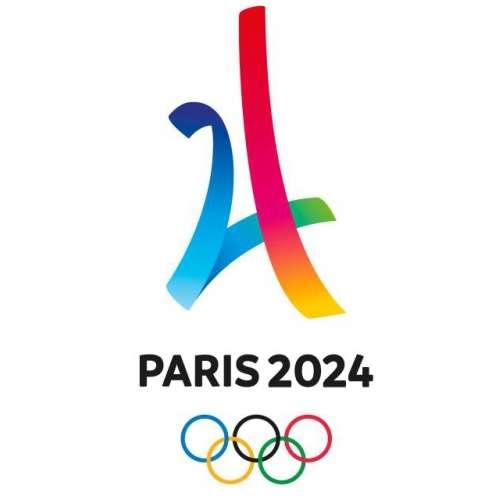 Logo Jeux Olympiques Paris 2024